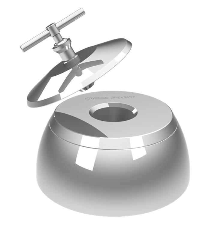 Code Lock Chrome Detacher EAS - Cross Point