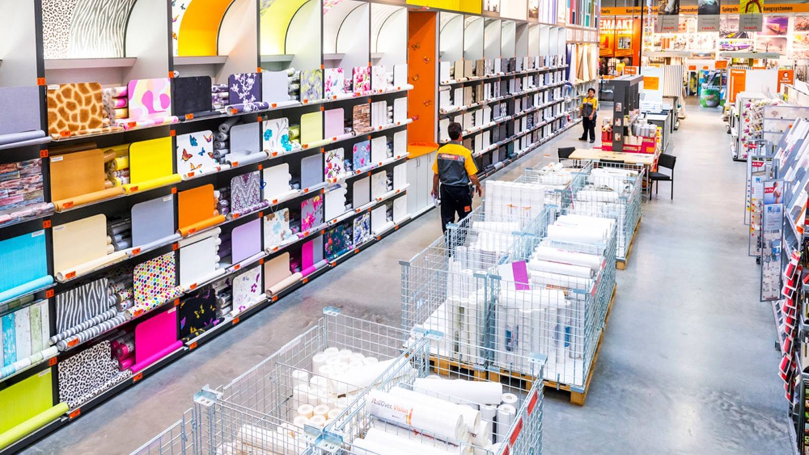 Robust EAS system for DIY Stores - Cross Point