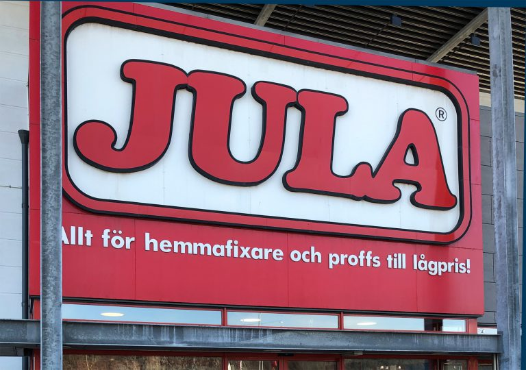 Jula, a Scandinavian company in continuous growth